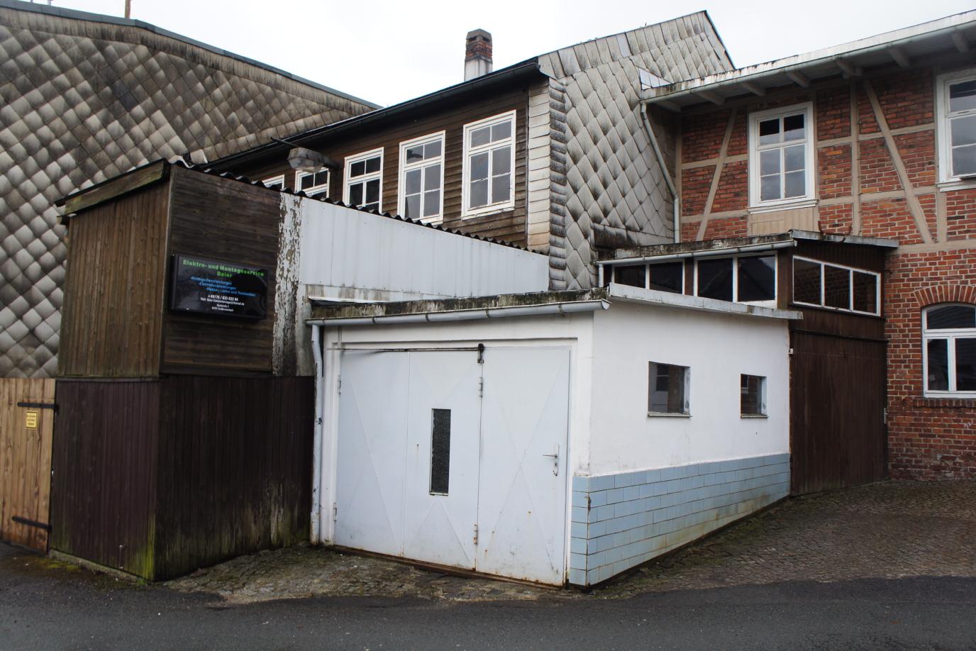 Ehemaliges Wohngebäude des Tischlermeisters