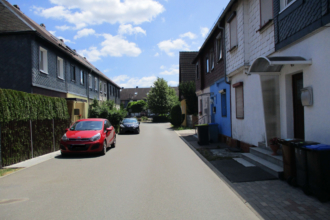 Reihenhaus in ruhigem Wohnviertel